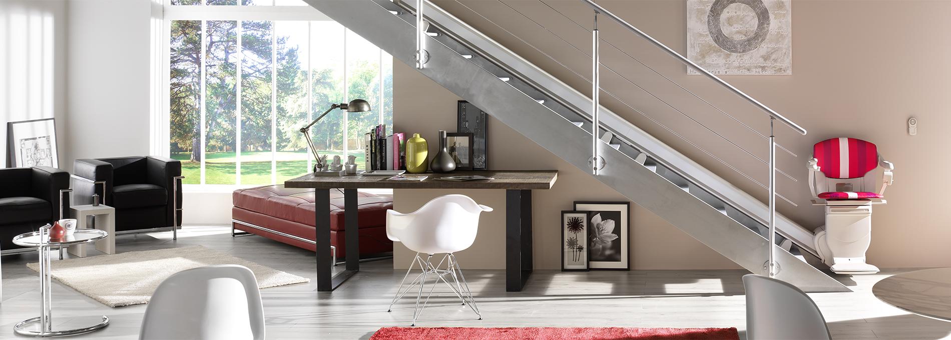 photo-decor-lyon-grand-studio-loft-monte-escalier