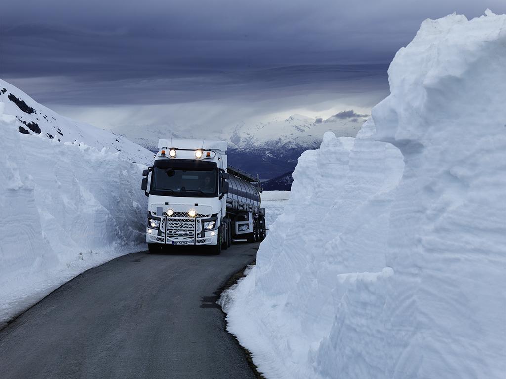 Photo véhicule Renault Trucks